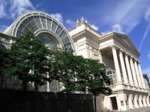 Arquitetura de Teatros Royal Opera House em Londres