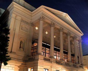 Royal Opera House em Londres