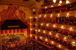 Arquitetura de Teatro, Teatro Cólon na Argentina