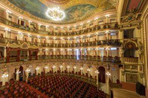 Arquitetura de Teatros, Teatro Amazonas, Brasil