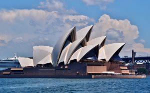 Arquitetura de Teatros, Sydney